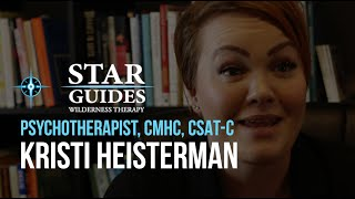 Meet The Team I Kristi Heisterman, CMHC, CSAT-C & Psychotherapist