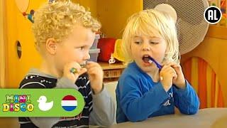 Poets Je Tanden | Kinderliedjes | Liedjes voor peuters en kleuters | Minidisco