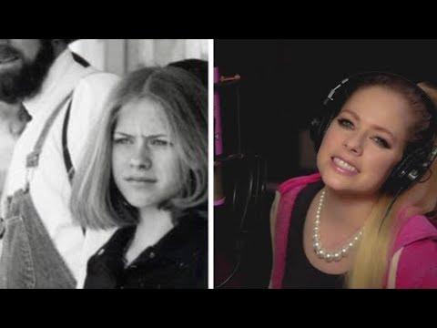 Avril Lavigne- Music Evolution (1994-2017)
