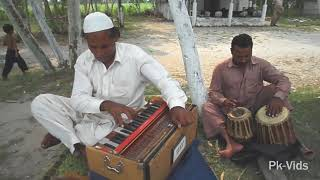 Mujhe ishq hai tujhi se meri jaan zindagani - Old hindi songs instrumental harmonium
