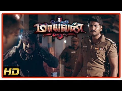 Maayavan Tamil Movie Scenes | Sundeep Investigates A New Case | Sundeep Meets Daniel Balaji