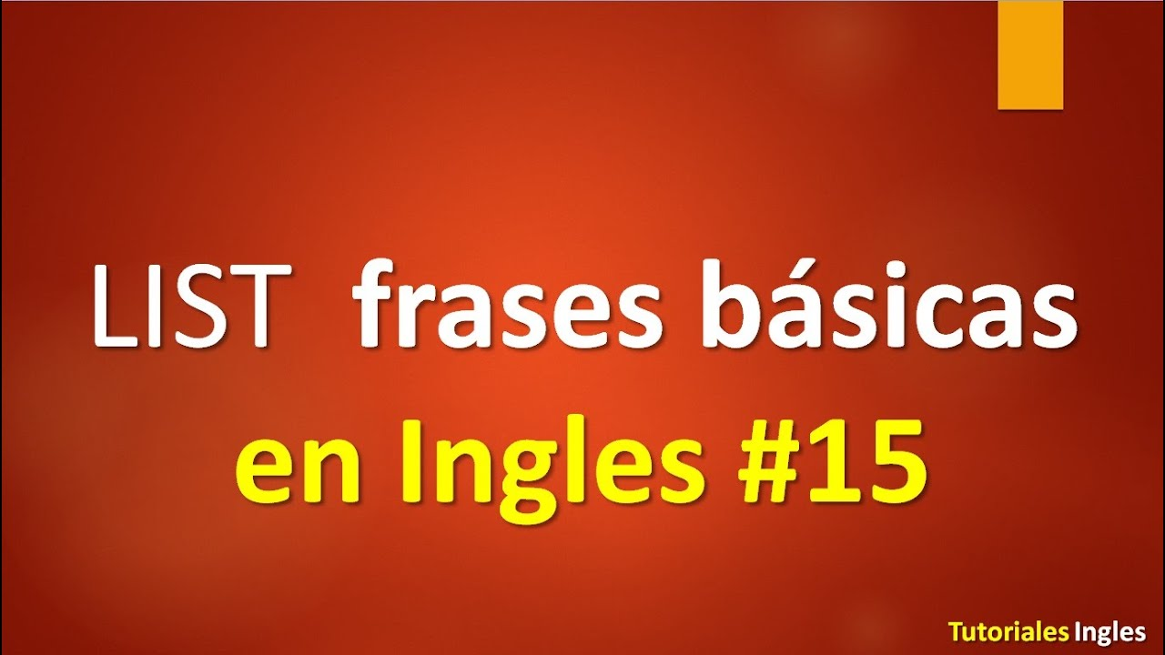 Curso de ingles para principiantes (a1 cef) clase 01 youtube.