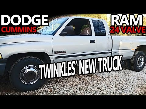 DODGE RAM 3500 Twinkles New Truck Dash And Air Conditioning Removal, AC Repair And Replacement