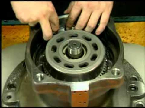 Disassemble / Assemble T3X (M2X, M5X) type of swing motor