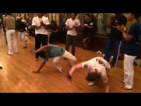 Gingarte Capoeira Chicago 2016 Event - Thursday night rodas