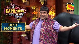 Baccha's Logic Of Celebrity Cricket   The Kapil Sharma Show Season 2   Best Moments