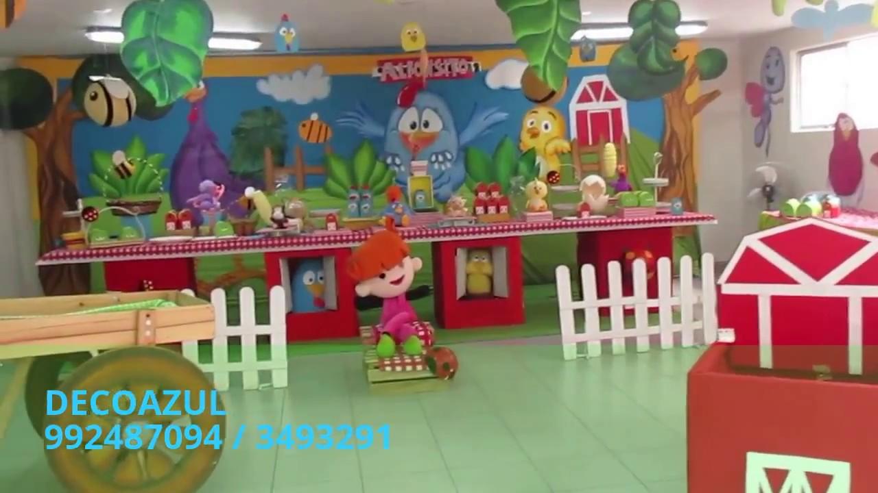 la granja decoracion infantil