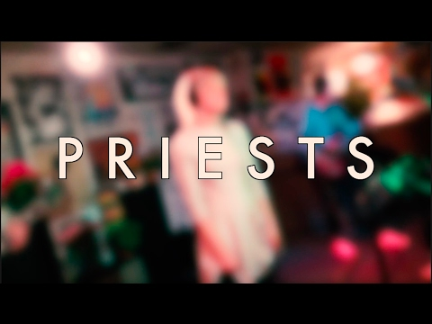 "Priests - ""JJ/Nothing Feels Natural"" (Live on Radio K)"