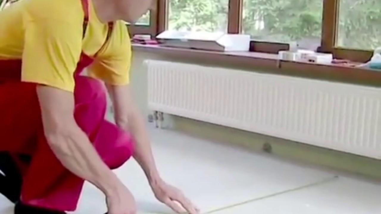 Саморегулируемый пленочный теплый пол HEATMAX - YouTube