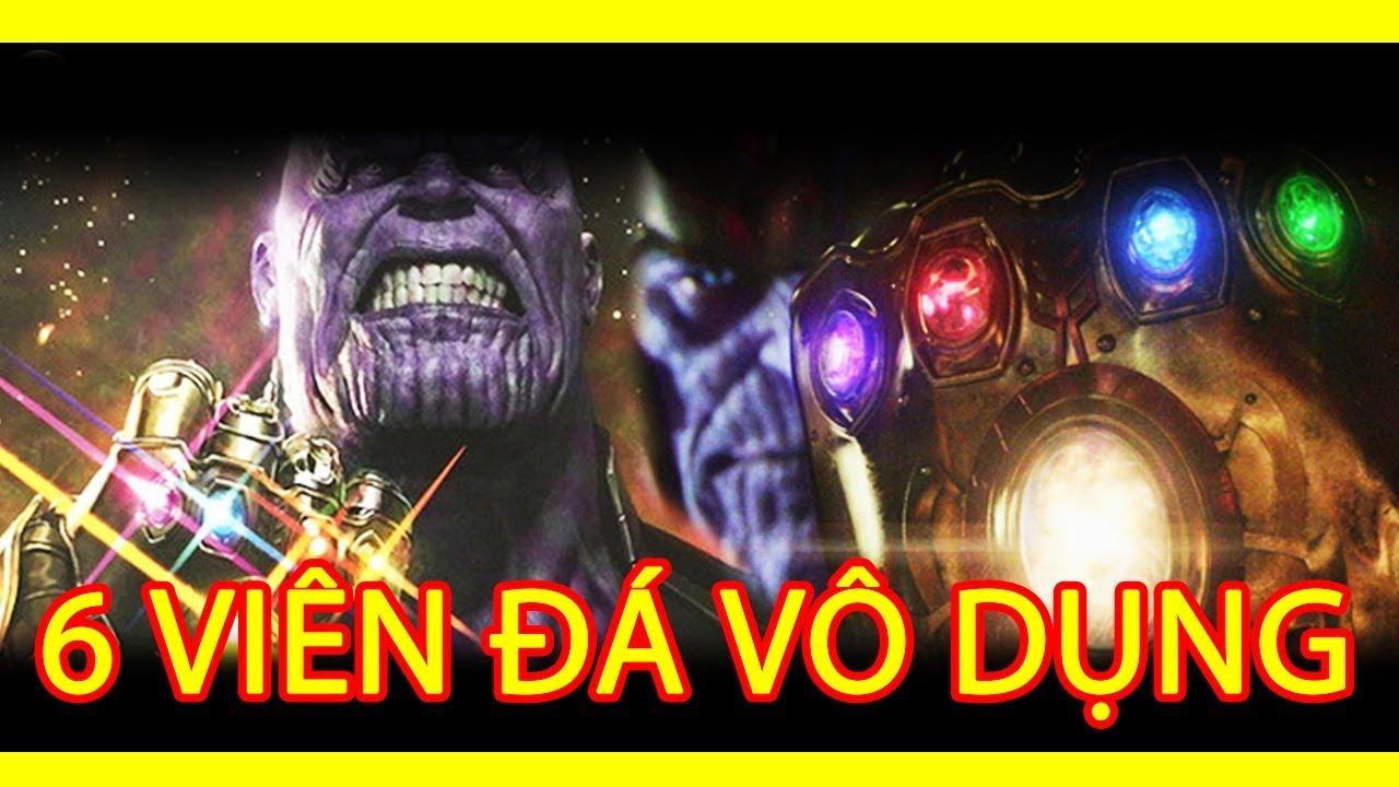 THANOS chiến thắng là điều tất yếu và 6 viên đá vô dụng trong Avenger Cuộc  chiến vô cực