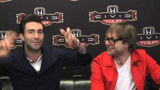 Honda Civic Tour - Adam and Mickey Outtake