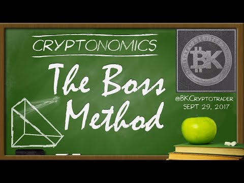 ?? THE BOSS METHOD - EXPLAINED ?? Technical Analysis Bitconnect Bitstamp Bittrex ETH BTC