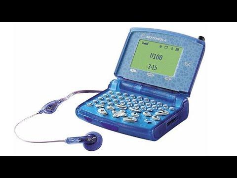 Motorola V100. Обзор. Мобильный раритет.