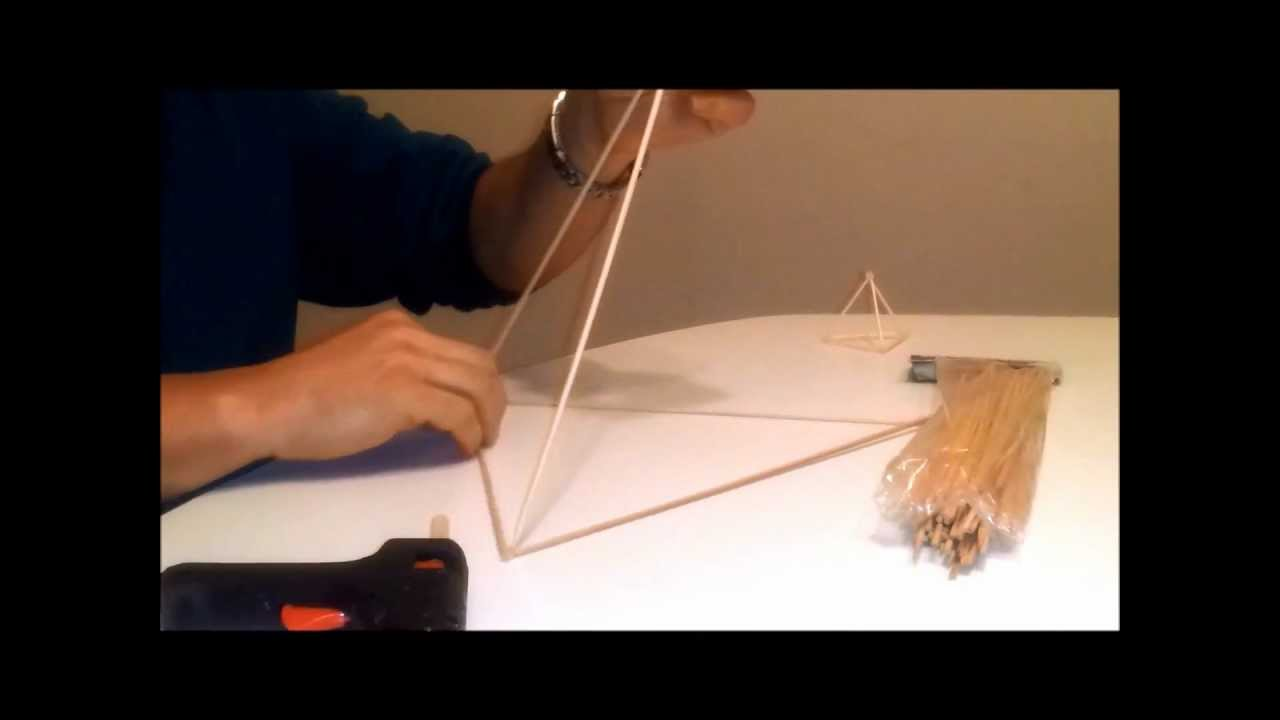 how to make a shooter pyramid