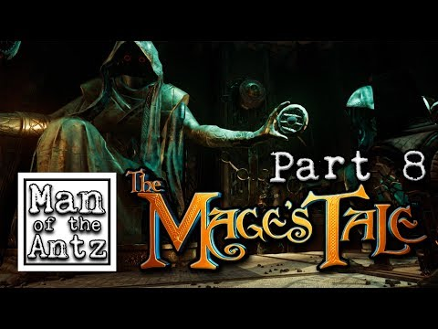Secrets within secrets | The Mage's Tale on Oculus Rift & Touch - Part 8