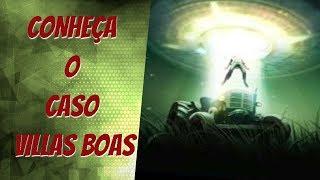 Caso Villas Boas, a abdução mais famosa do Brasil!!!