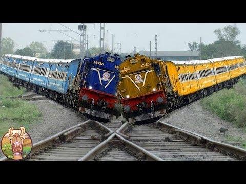 10 TRAINS QUE VOUS N'AUREZ PAS ENVIE DE PRENDRE | Lama Faché