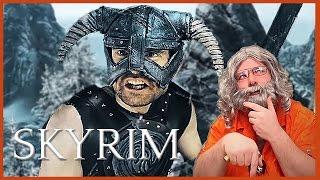 Papy Grenier - SKYRIM