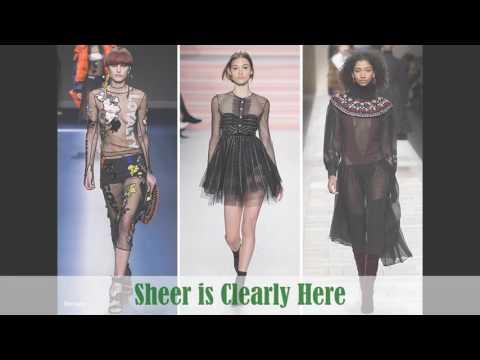 Top 15 Fall 2017 Fashion Trends from Milan Fashion Week