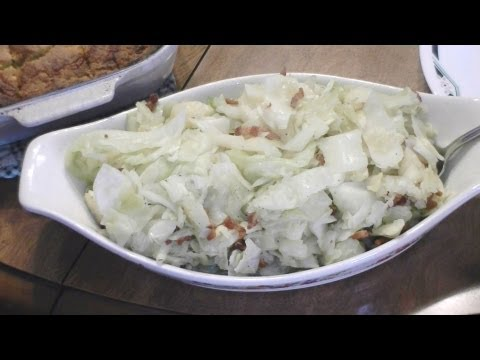 Easy Steamed Cabbage Recipe    Awesome!!