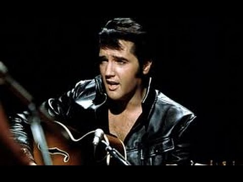 (Karaoke)Let Me Be Your Teddy Bear by Elvis