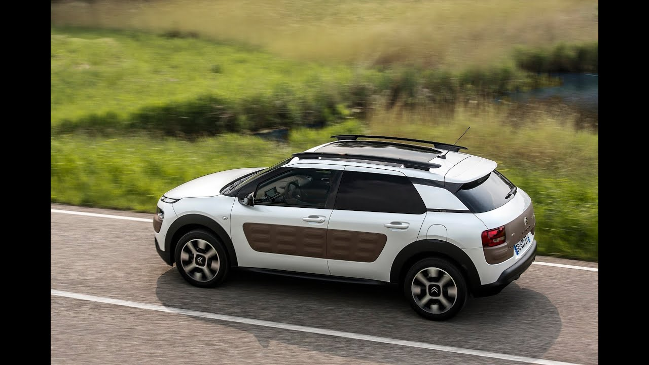 citroen c4 cactus bluehdi 100 shine edition test youtube. Black Bedroom Furniture Sets. Home Design Ideas