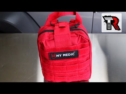 My Medic MyFAK  - First Aid Kit Review