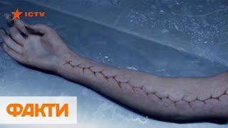 Украинско-польско-чешский сериал Принцип насолоди: эксклюзивные кадры