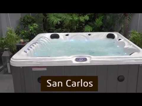 Blue Whale Spa San Carlos 51 Jet 6 Person Hot Tub Delivered And
