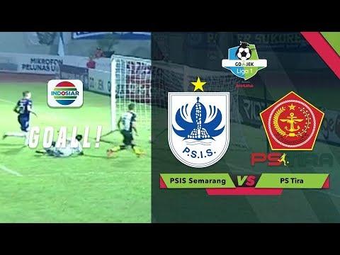 Goal Cantik Aleksandar Rakic PSIS Semarang (0) - PS Tira (1)   Go-Jek Liga 1 Bersama BukaLapak
