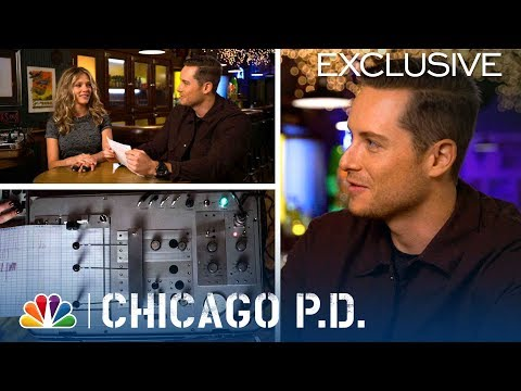 Lie Detector Test: Jesse Lee Soffer and Tracy Spiridakos  Chicago PD Digital Exclusive