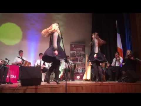 Macalla 2016 Comhaltas Irish Tour