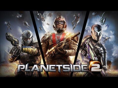 Planetside 2 Livestream Joeboski Gaming - Still Learning To Fly