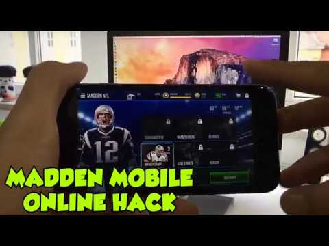 Madden NFL mobile 18 hack | Get unlimited coins & cash for free [MADDEN NFL Football]