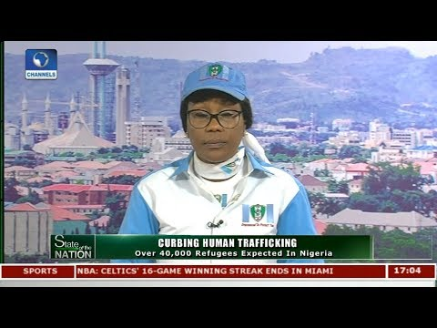 Curbing Human Trafficking In Nigeria Pt 1 | State Of The Nation |