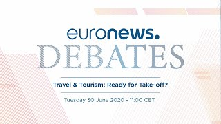 After Coronavirus, Will The Travel Industry Ever Be The Same Again? | Euronews Debates