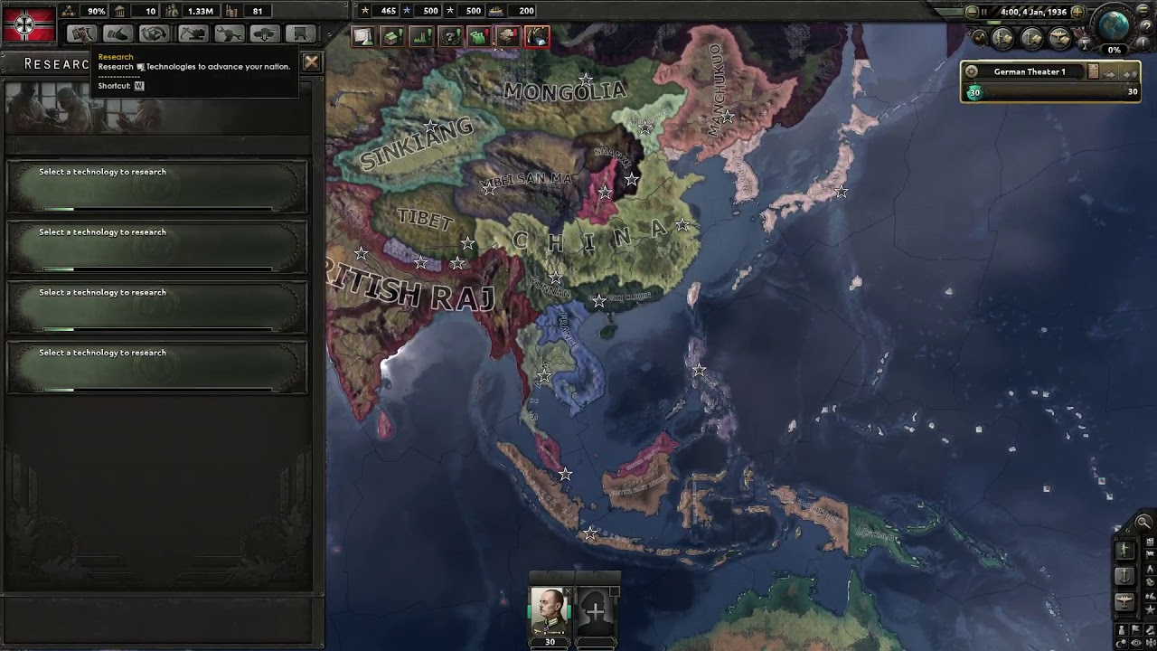 Hearts of Iron 4 - Grand Battleplan Division Template Guide