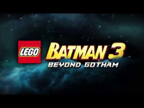 LEGO Batman 3 Official Gameplay Trailer
