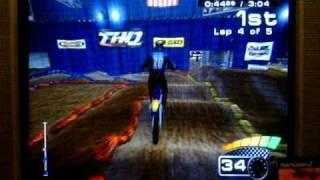 MX 2002 Featuring Ricky Carmichael U.S. Open Supercross Race