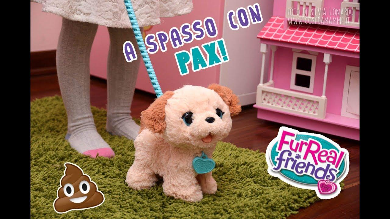A Spasso Con Pax Il Cagnolino Che Fa La Cacca By Fur Real Friends