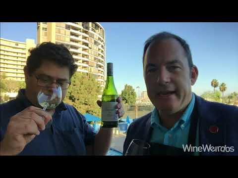 Neil Ellis Sincerely Sauvignon Blanc 2016 South African White Wine guest host Ian Blackburn Wine LA