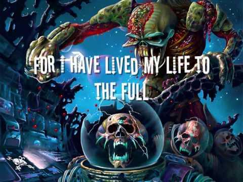 Iron Maiden-Satellite 15... The Final Frontier with lyrics