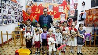 В Дербенте состоялось торжественное собрание, посвященное 100-летию образования ДАССР