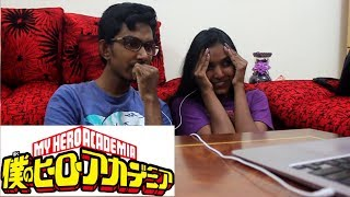 Boku No Hero Academia Season 3 Episode 15 REACTION (with my brother!) thumbnail