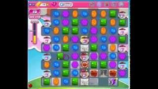 Candy Crush Saga Level 990 no Booster