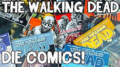 THE WALKING DEAD: DIE COMICS! Alles was ihr wissen müsst!
