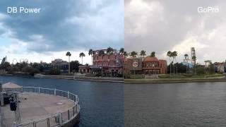 GoPro 3 Plus vs. DBPOWER Action Camera