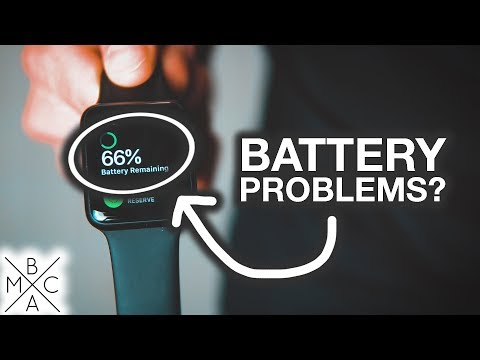 Apple Watch BATTERY LIFE: Is It Any Good? ⌚️