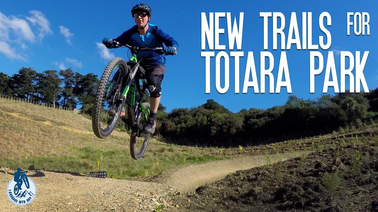 New trails for Totara Park [Ep#41]