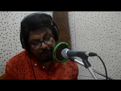 How To Record Your Voice In A Studio | Satinath Mukhopadhay On A Voice Recording